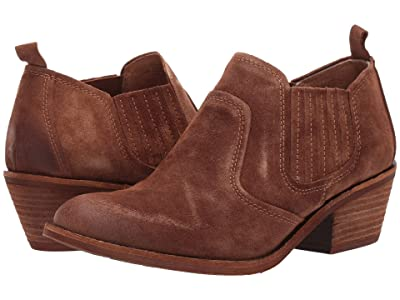Sofft Adien (Light Brown Oiled Cow Suede) Women