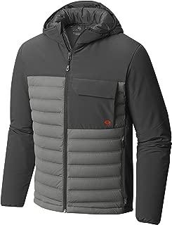 StretchDown HD Hooded Jacket - Men's