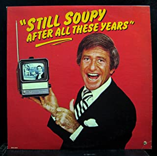 SOUPY SALES STILL AFTER ALL THESE YEARS vinyl record
