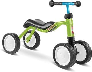 Wutsch Baby Balance Bike (Kiwi and Blue)