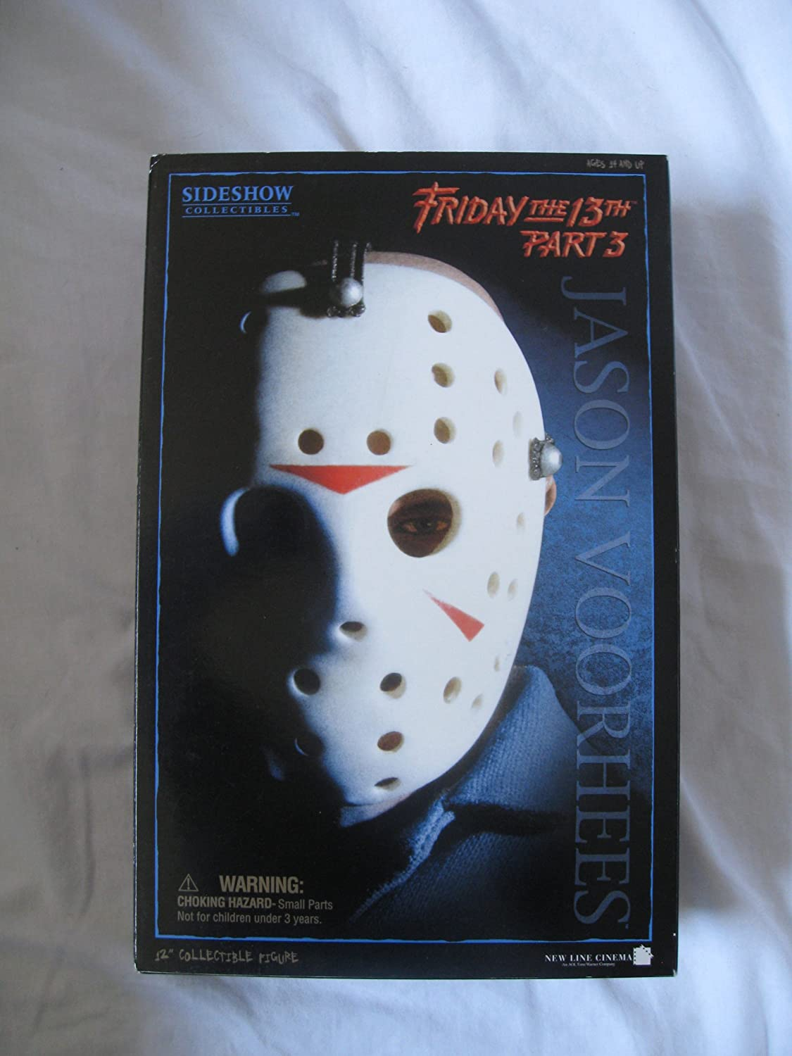 Sideshow Toys 7477202051 - Jason Voorhees Figur 30,5 cm (12 Zoll) (Sideshow Collectibles)