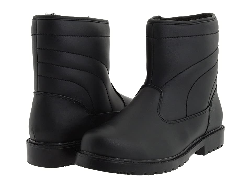 Tundra Boots Abe (Black) Men's Cold Weather Boots