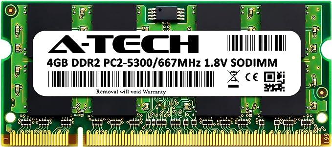 DingdingCat DDR2 667MHz 1GB General Full Compatibility Memory RAM Module for Desktop PC