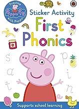 Peppa Pig: First Phonics: Sticker Activity Book