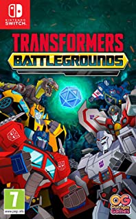 Transformers Battlegrounds (Nintendo Switch)