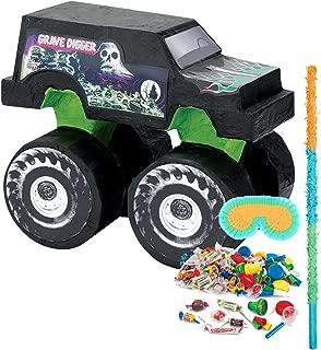 Monster Jam Pinata Kit