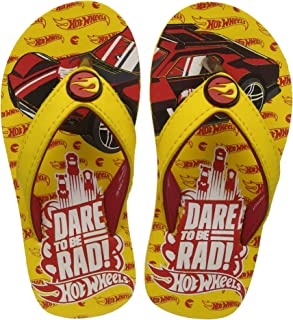 Hot Wheels Boy's Flip-Flops