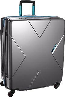 [ヒデオワカマツ] スーツケース ジッパー メガマックス 大容量 無料預入 85-75950 105L 70 cm 5kg