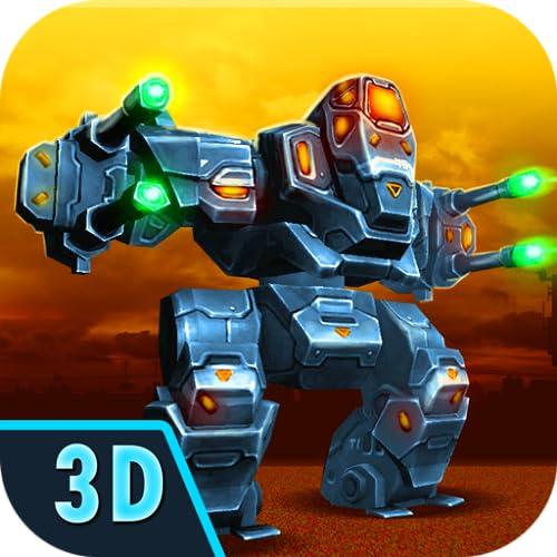Multiplayer Robot Fighting