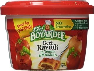 Chef Boyardee Beef Ravioli 7.5 (Pack of 6)