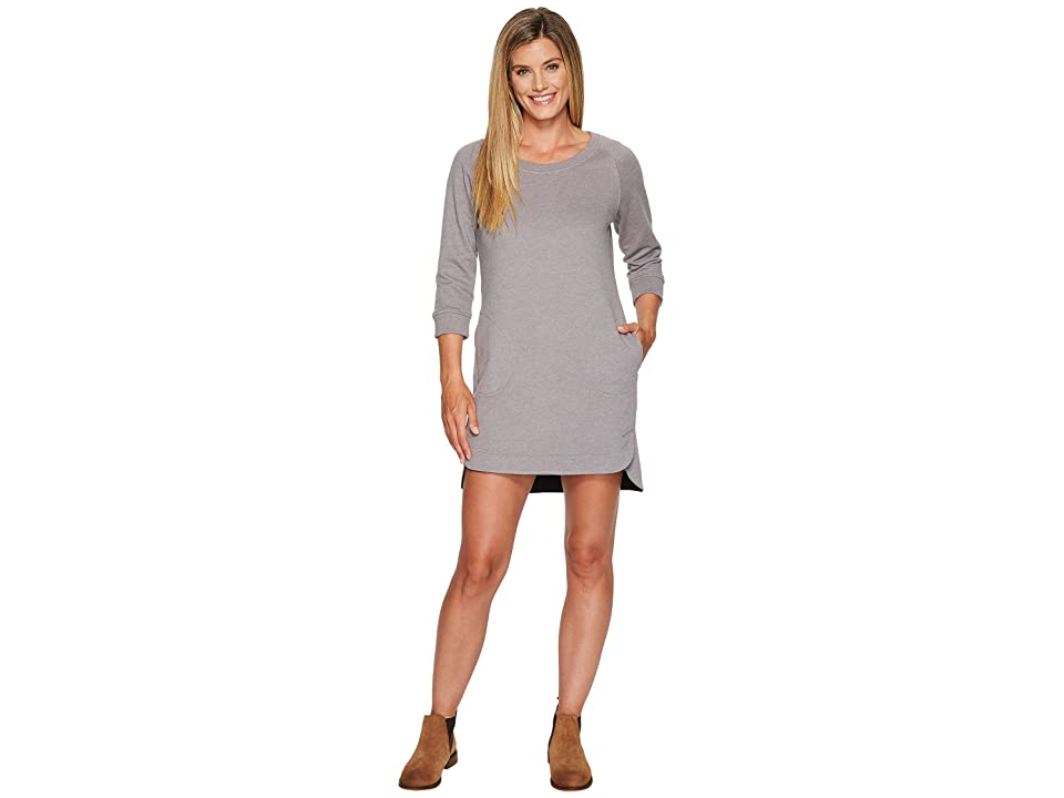 Lole Sika Dress (Medium Grey Heather) Women
