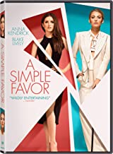 Best simple favor dvd Reviews