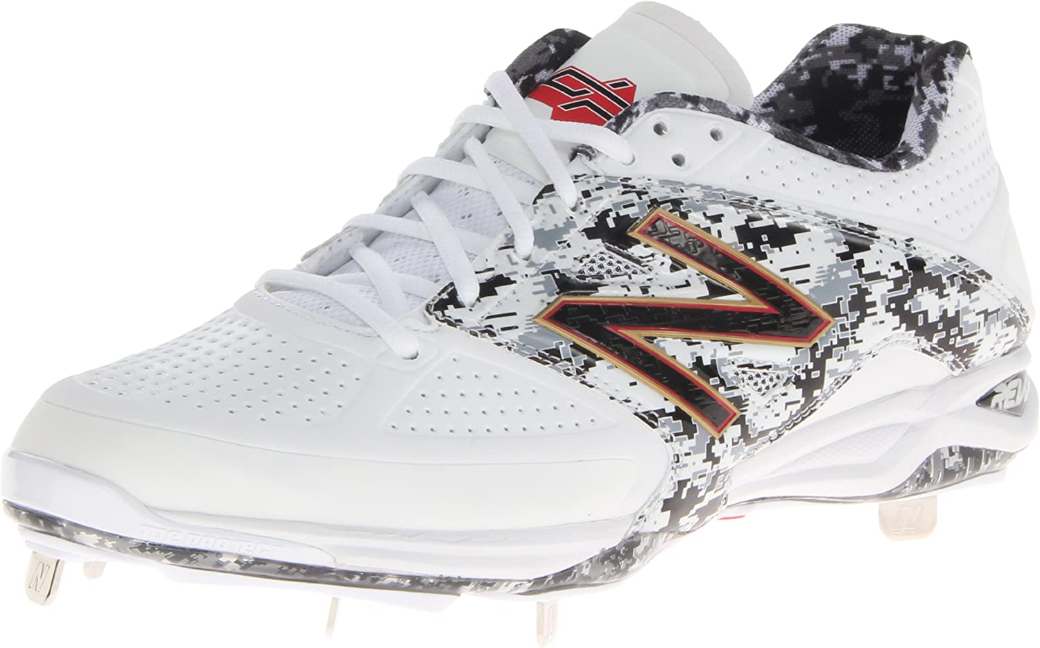 New Balance Men's L4040 Metal Low Baseball shoes