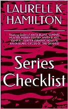 LAURELL K HAMILTON SERIES CHECKLIST - Reading Order of ANITA BLAKE, VAMPIRE HUNTER, MERRY GENTRY, ANITA BLAKE, VAMPIRE HUNTER (GRAPHIC NOVELS), ANITA BLAKE: CIRCUS OF THE DAMNED