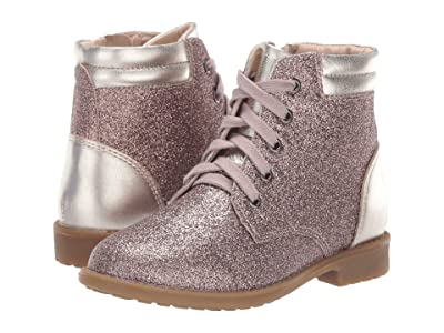 Old Soles Frosty Hike (Toddler/Little Kid) (Glam Chocolate/Titanium) Girl