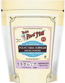 Bobs Red Mill, Polvo Para Hornear Sin Gluten, 397 Gr.