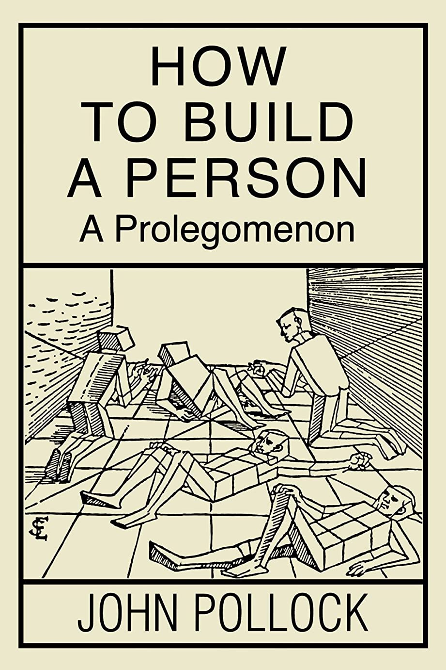 感嘆符幻影耐久How to Build a Person: A Prolegomenon (Bradford Books)