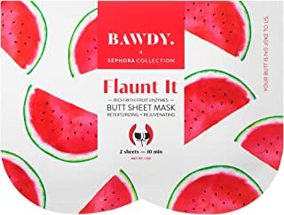 Bawdy x Sephora Collection Butt Sheet Mask, Flaunt It
