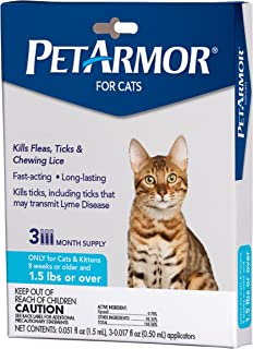 Best pet armor pro advanced for cats Reviews