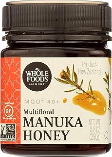 Whole Foods Market, Honey, Multifloral Manuka, 8.8 Ounce