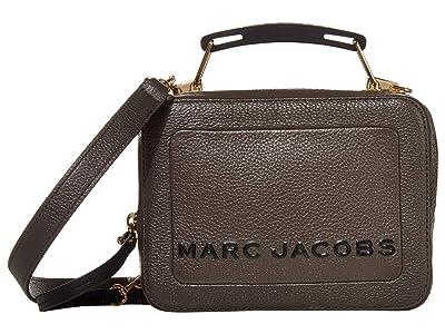 Marc Jacobs The Box 20 (Ash) Handbags