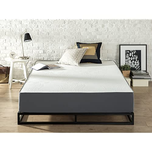 Zinus Viscolatex 10-Inch Memory Foam Mattress, Queen