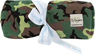 My Blankee Army Camouflage Throw Blanket, 52