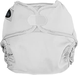 Imagine Baby Products AI2 Shell 2.0 Hook & Loop Diapers, Snow