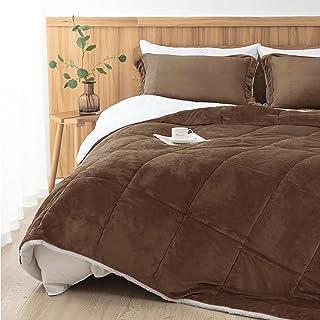 Sponsored Ad - Seward Park Full Queen Comforter Bedding Comforter Set Full Queen Size, Softness and Warmth Winter Comforte...