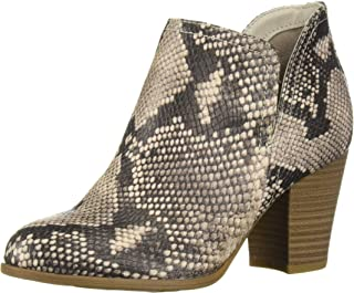 Fergalicious Women's Charley Ankle Boot, Natural, 5.5 M US