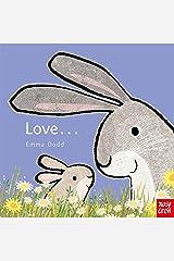 Love (Emma Dodd Animal Series) Paperback