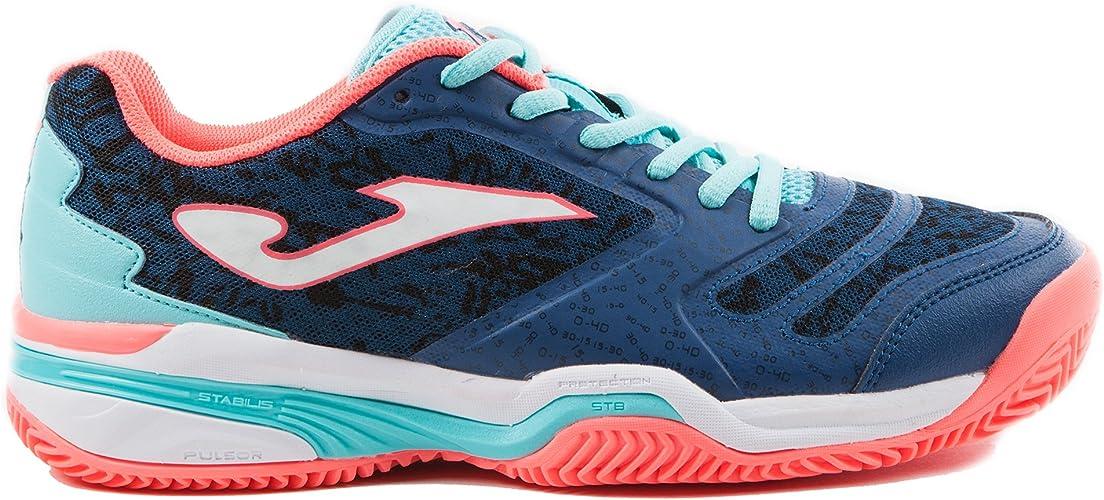 Joma , Chaussures spécial Tennis pour Femme Bleu Bleu Marine