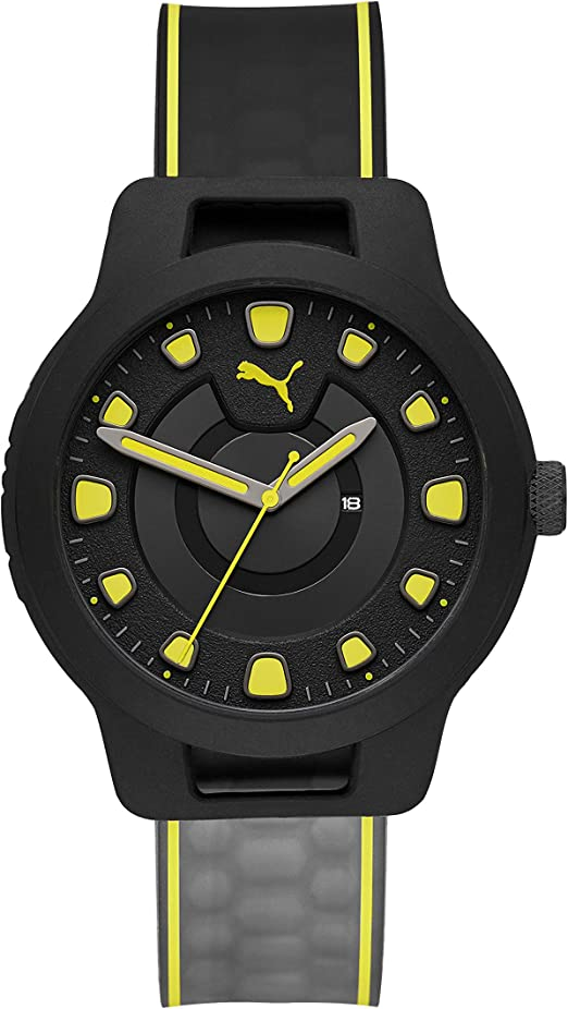 ejemplo de reloj para hombre puma