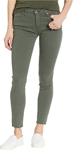 Leggings Ankle in Ash Green