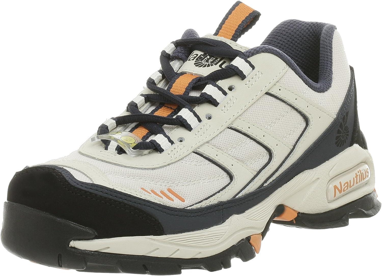Nautilus Women's N1375 Steel Toe Athletic Shoe