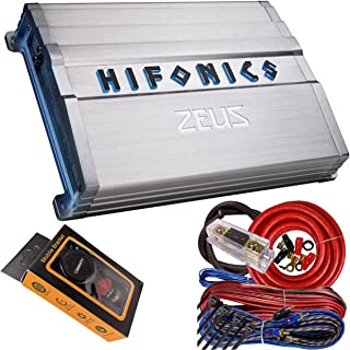 $149 » Sponsored Ad - Hifonics ZG-1200.1D Zeus Gamma 1 Channel Super D Class 1200 Watt Car Audio Sound System Subwoofer Speaker A...