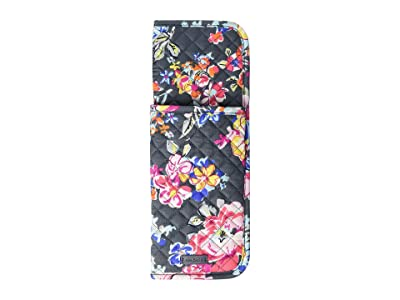 Vera Bradley Iconic Curling Flat Iron Cover (Pretty Posies) Wallet