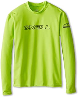O'Neill Kids L/S Rash Tee (Little Kids/Big Kids)