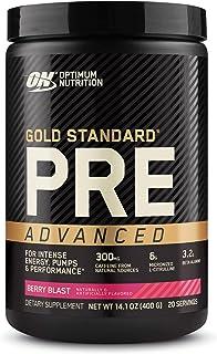 Optimum Nutrition Gold Standard Pre Workout Advanced, with Creatine, Beta-Alanine, Micronized L-Citrulline and Caffeine fo...