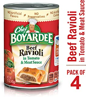 Best chef boyardee ravioli cheese Reviews