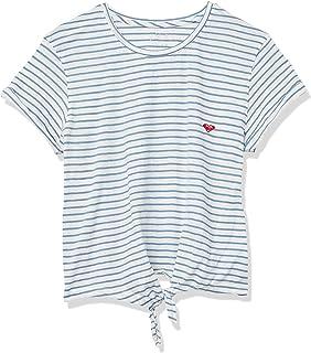 Roxy womens Magical Sunset Tie Front T-Shirt T-Shirt