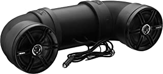 Sound Storm BTB6 Amplified Sound System, Weatherproof Speakers & Tweeters, Built-in Bluetooth, Ideal for ATV/UTV And 12 Volt Applications