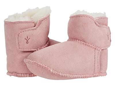 EMU Australia Kids Baby Bootie (Infant) (Baby Pink) Kids Shoes