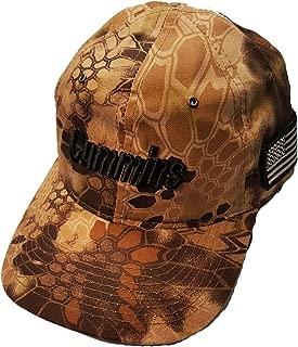 Turbo Diesel Camouflage Hat