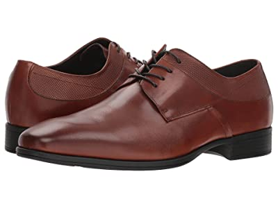 Kenneth Cole Reaction Graham Lace-Up (Cognac Leather) Men