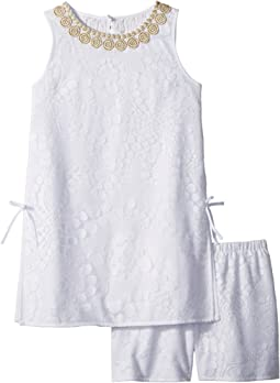 Resort White Mocean Lace