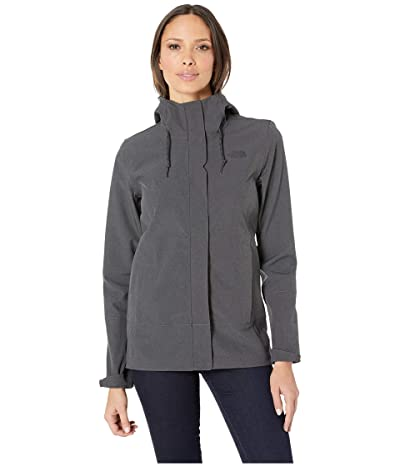 The North Face Apex DryVenttm Jacket (TNF Dark Grey Heather/TNF Dark Grey Heather) Women