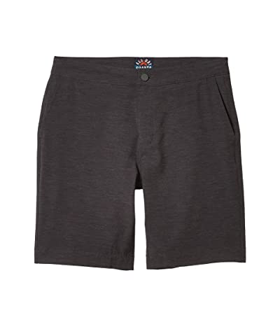 Faherty All Day Shorts (Charcoal) Men