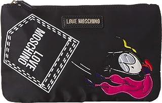 Love Moschino - Bolso de mano con logo para mujer con correa