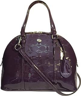 Best plum patent leather coach purse Reviews